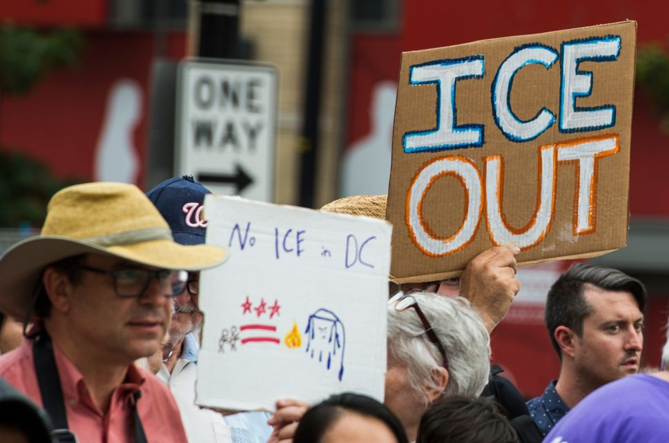 Who's Being Drowned Out in the 'Abolish ICE' Debate?