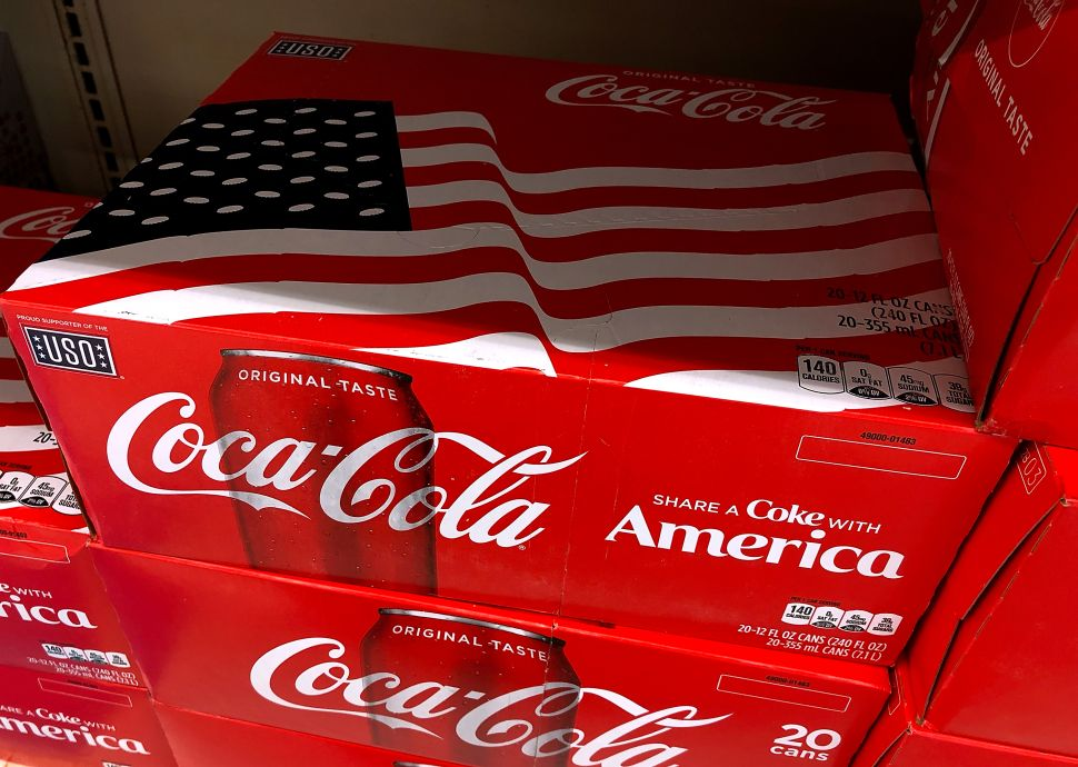 Coca-Cola to Raise Prices for Coke Due to Trump's China Tariff Hikes