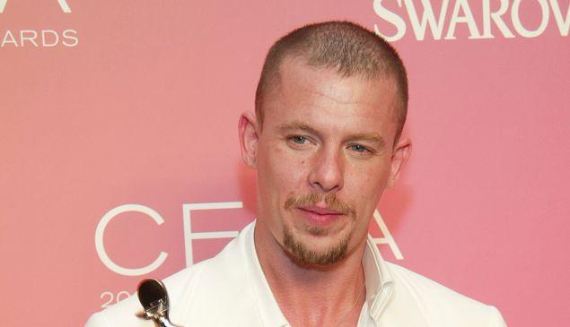 Lee Alexander McQueen.