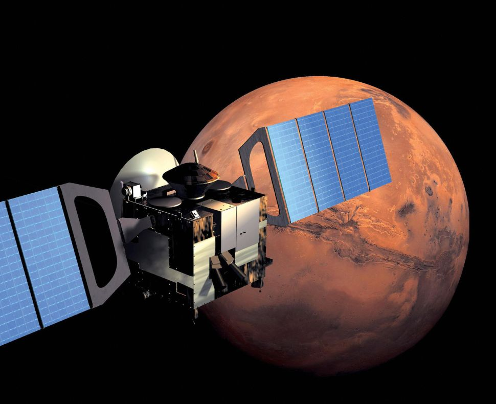 Why NASA Should Stop Trying to Make Mars Happen
