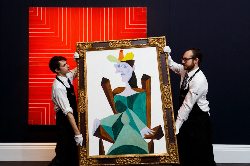 Should Artists Get Royalties if Their Work Is Resold? Europe Says Yes, US Says No