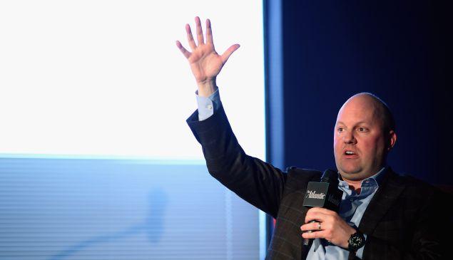 Venture capitalist and co-founder of Andreessen Horowitz, Marc Andreessen