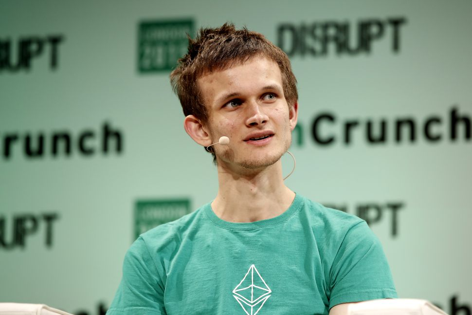 Ethereum Creator Vitalik Buterin Explains What You Really Need to Know About Blockchain