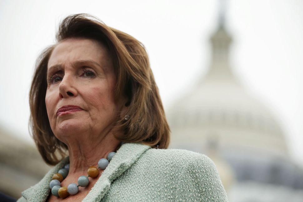 Democrats Vowing to Replace Pelosi Shows Republicans' Mind Games Are Working