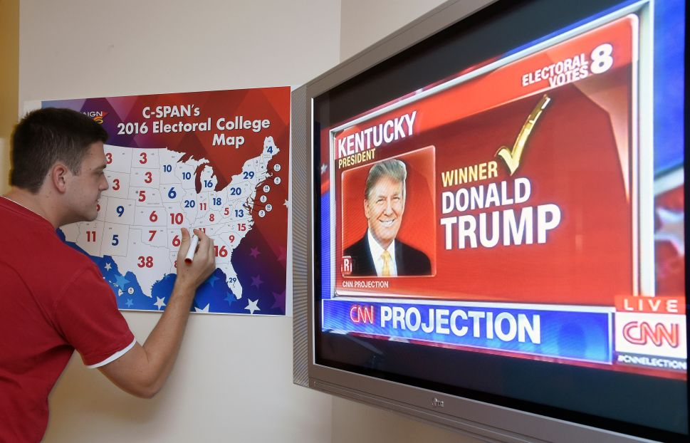 Here's Why We Should Expect More Swing States in 2020