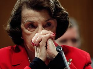 Sen. Dianne Feinstein - the shifting left
