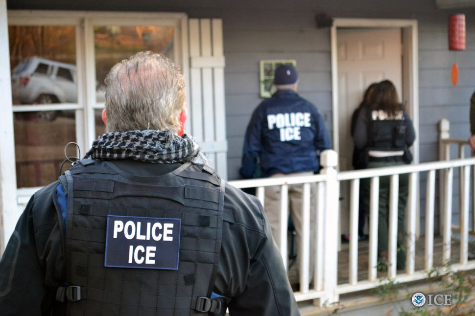 Ivy League Law Professors Are Exploring the Possibility of Suing ICE Officers