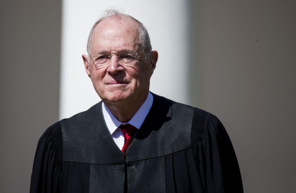 Justice Anthony Kennedy's Legacy Defined by Landmark Cases