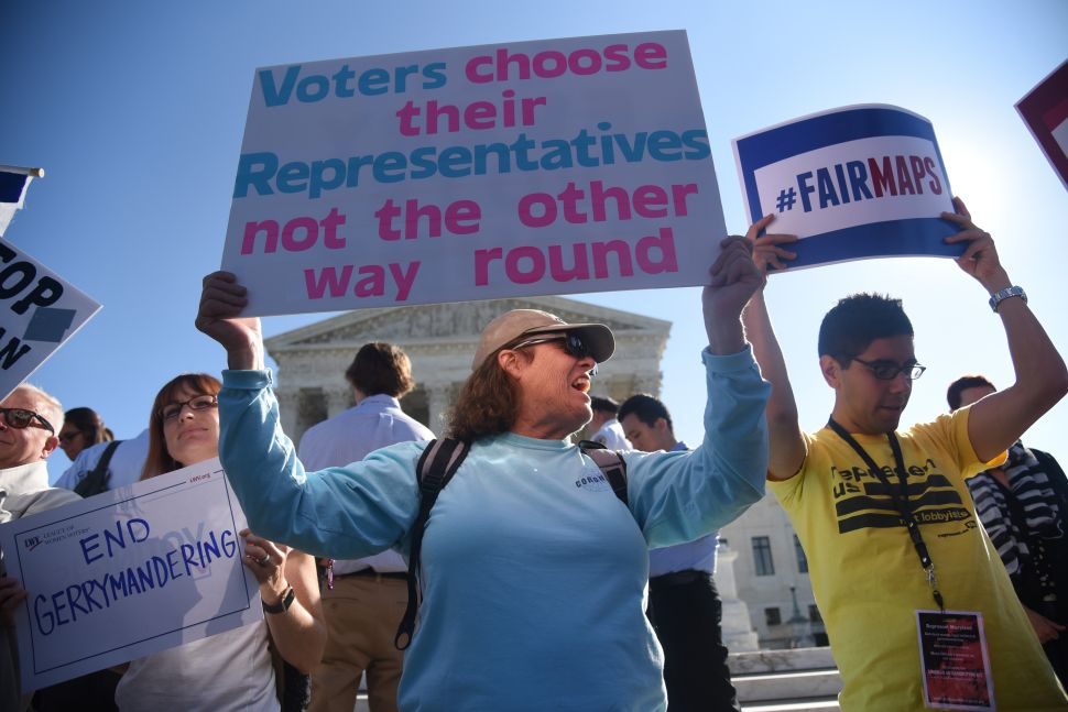 Will the Supreme Court Rule on Partisan Gerrymandering Before 2021?