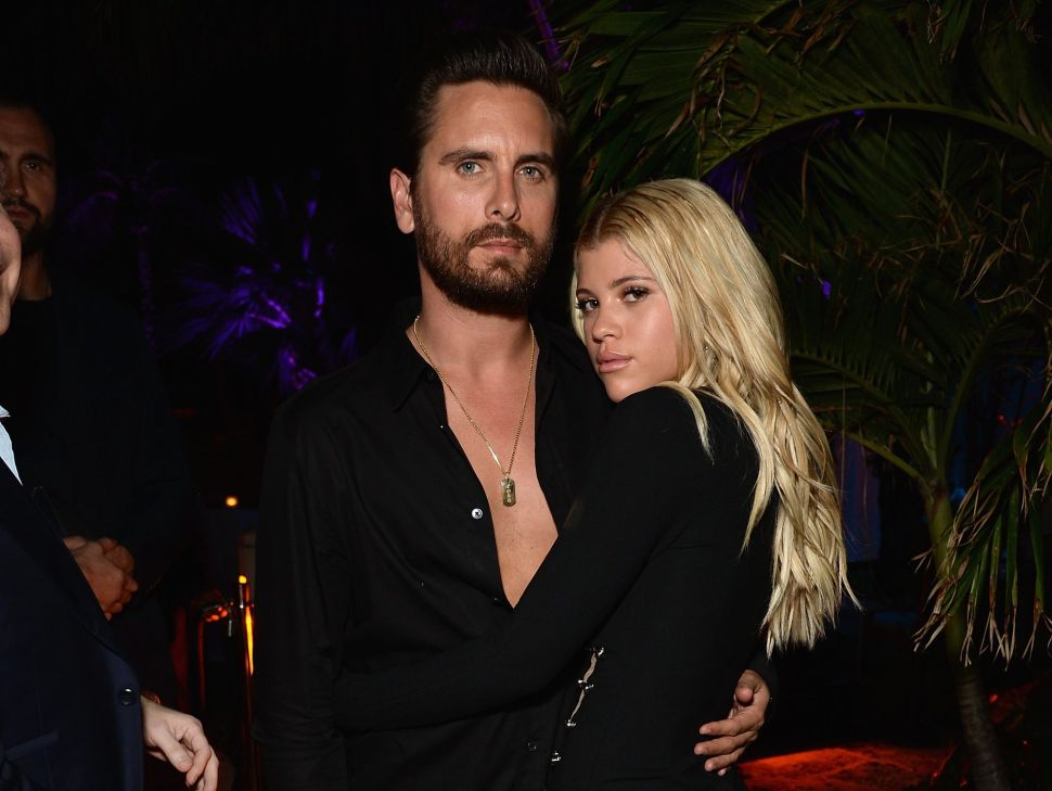 Scott Disick and Sofia Richie Reached Another Relationship Milestone