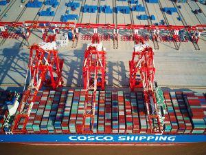 US tariffs on China take effect on Friday.