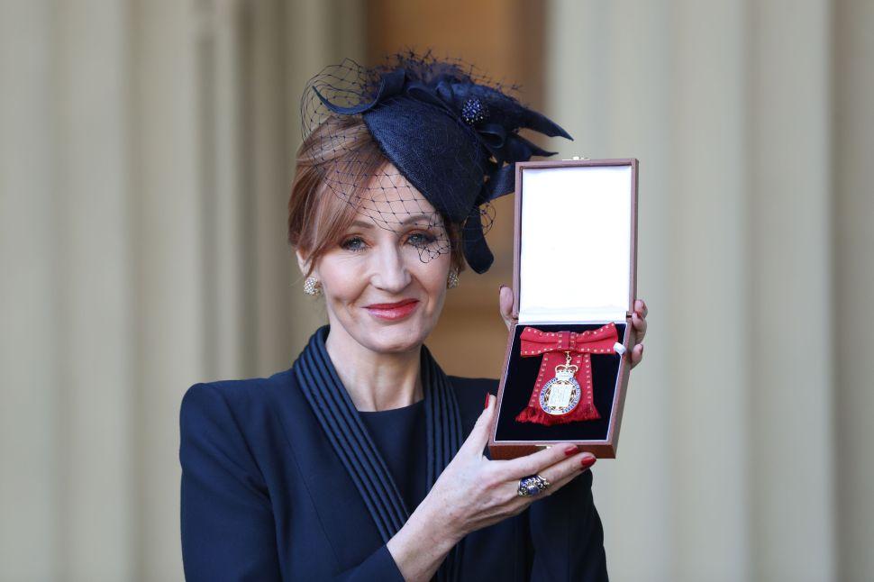 'Alternative Nobel Prize' Finalists Include JK Rowling, Neil Gaiman, Margaret Atwood