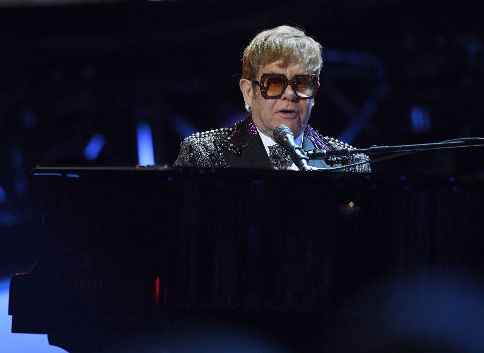 Elton John Can't Sue to Get 'Rocket Man' CD Back From Kim Jong-Un