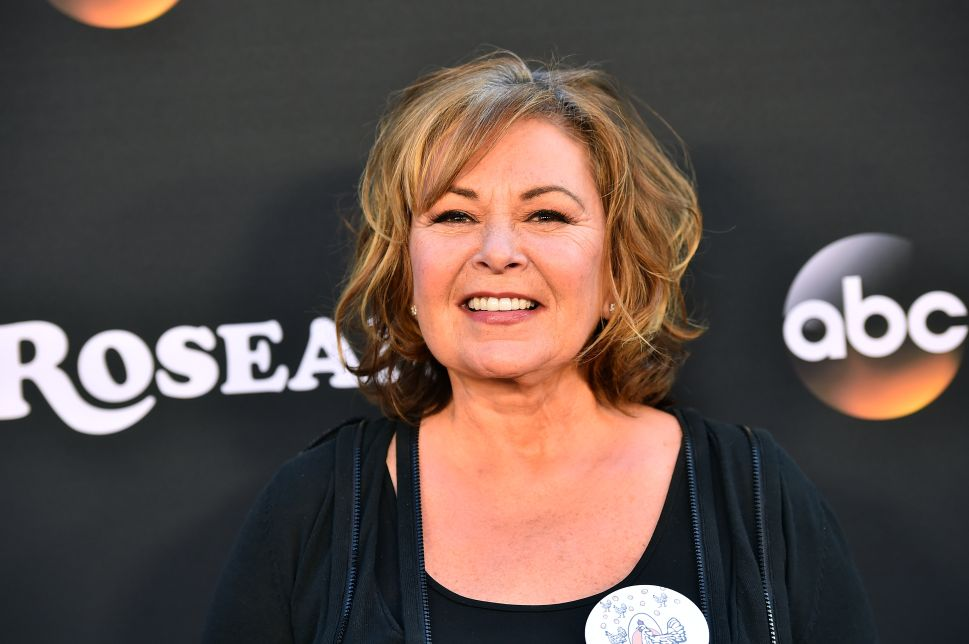 Roseanne Barr May Return to TV Despite Our Best Efforts to Keep Her Away