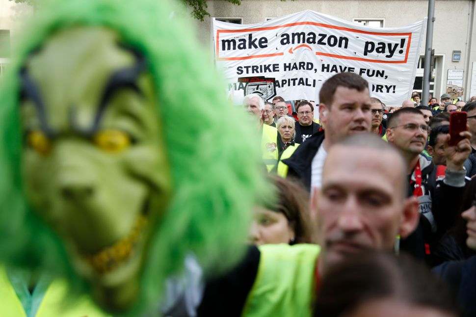 European Amazon Workers Strike and Urge Prime Day Boycott—Will the US Follow Suit?