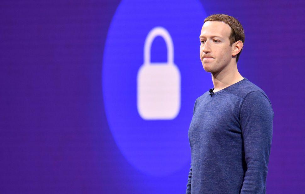 Zuckerberg's Troubles Are Bigger Than Facebook's $120B Stock Crash