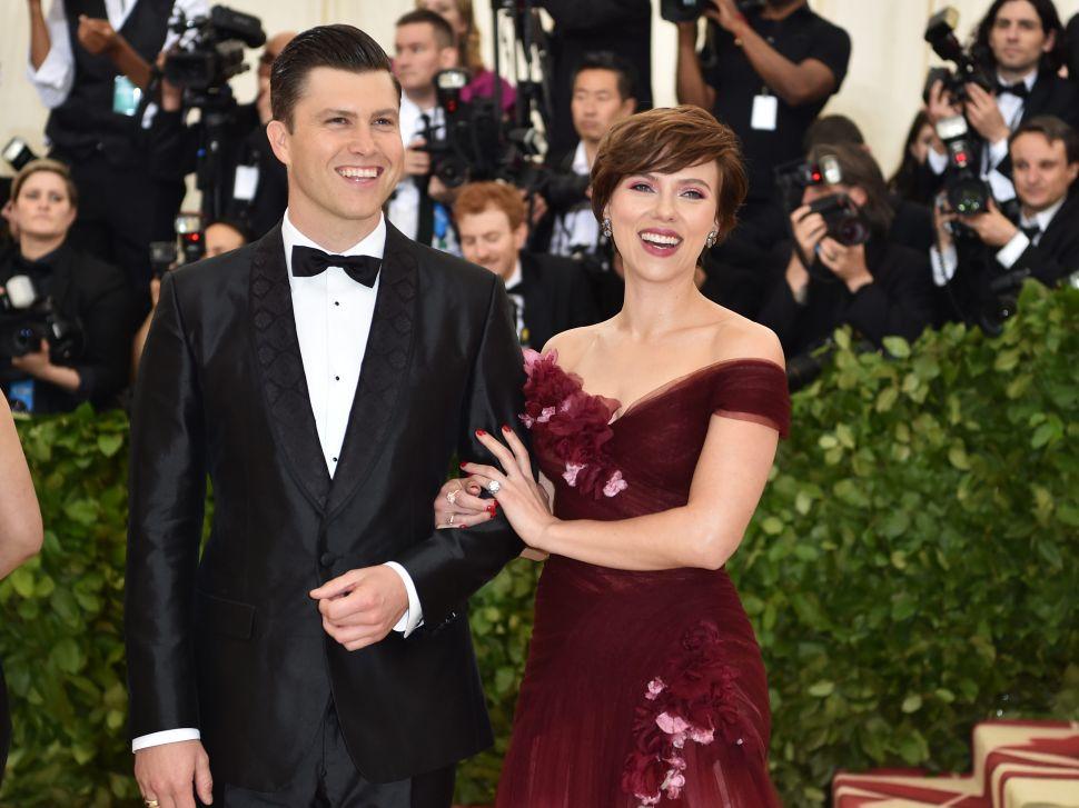 Scarlett Johansson and Colin Jost Are Considering a Montauk Move