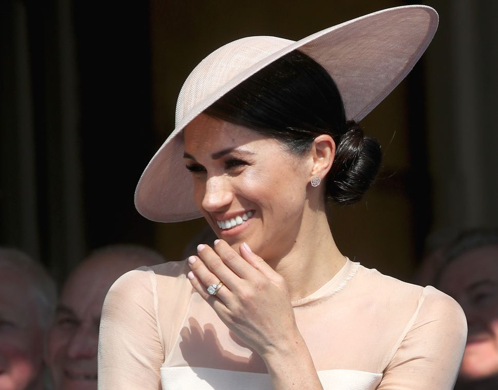 Unfortunately, Meghan Markle Can't Participate in Sponsored Content