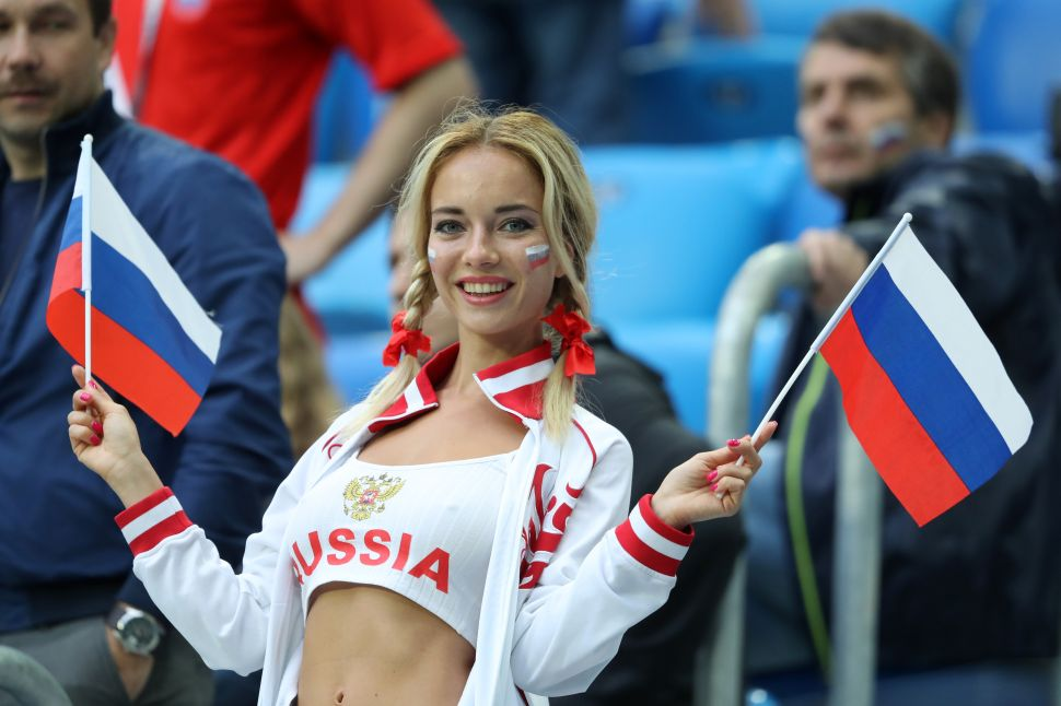 FIFA Cracks Down on 'Hot Female Fan' Shots During World Cup