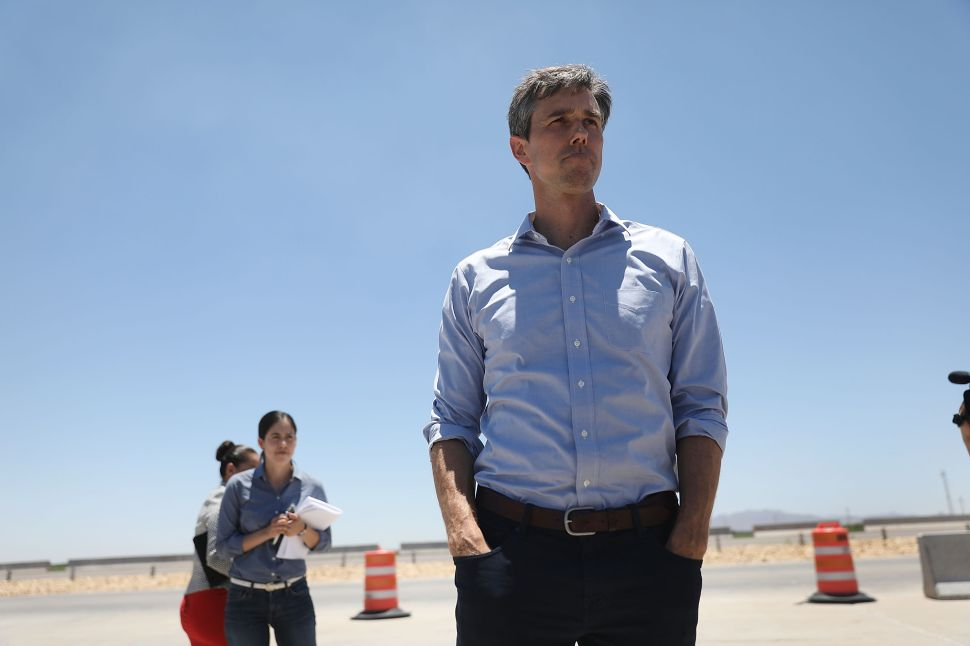 Beto O'Rourke Drops First Campaign Ad Shot Entirely With iPhone Footage