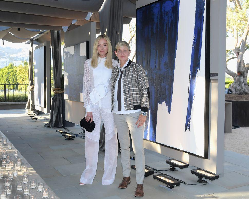 Ellen DeGeneres and Portia de Rossi Sold Their Last Montecito Home to a Netflix Exec