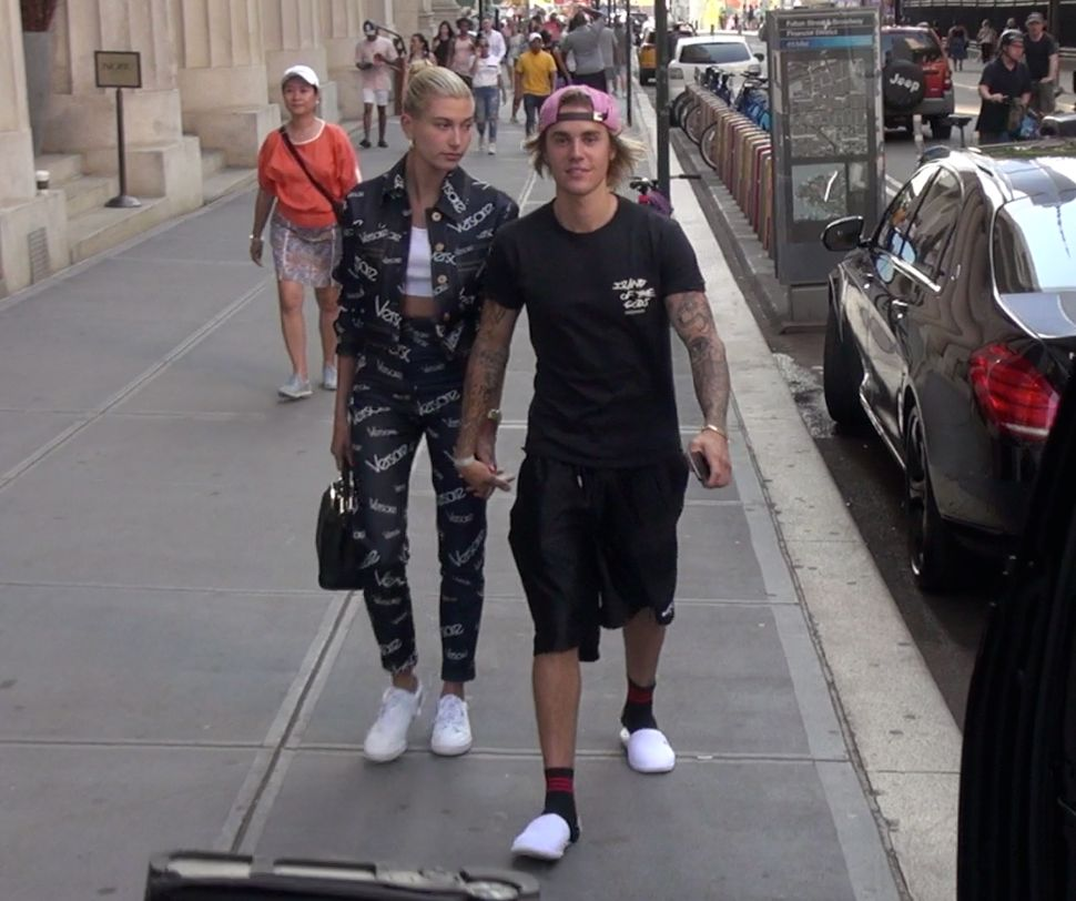 Justin Bieber and Hailey Baldwin Are Already in Permanent Honeymoon Mode