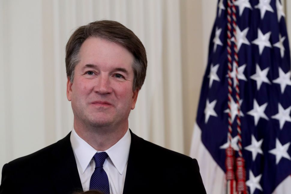 Trump SCOTUS Pick Kavanugh Is Judiciously Mild and Lacks Bravery