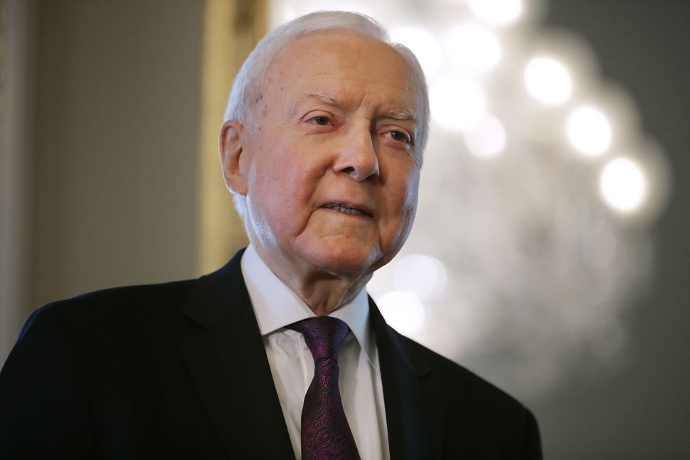 Google's Orrin Hatch Error Continues a Long Line of Celebrity Death Hoaxes