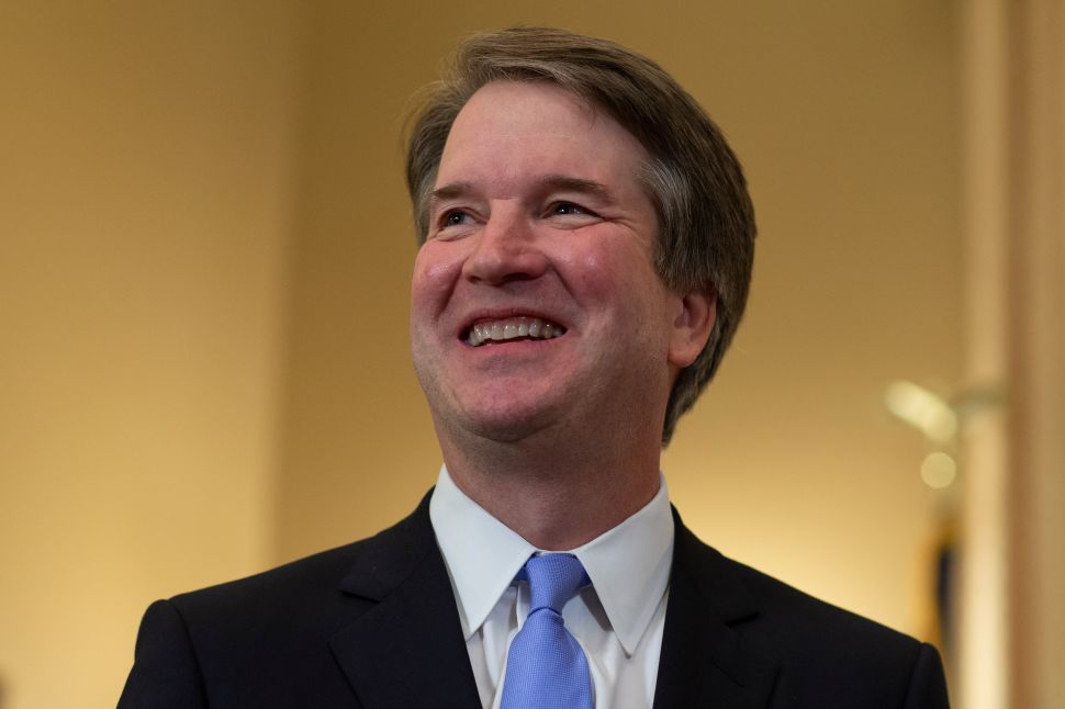 Brett Kavanaugh's Spotty First Amendment Record Could Be a Problem for Tech and Media