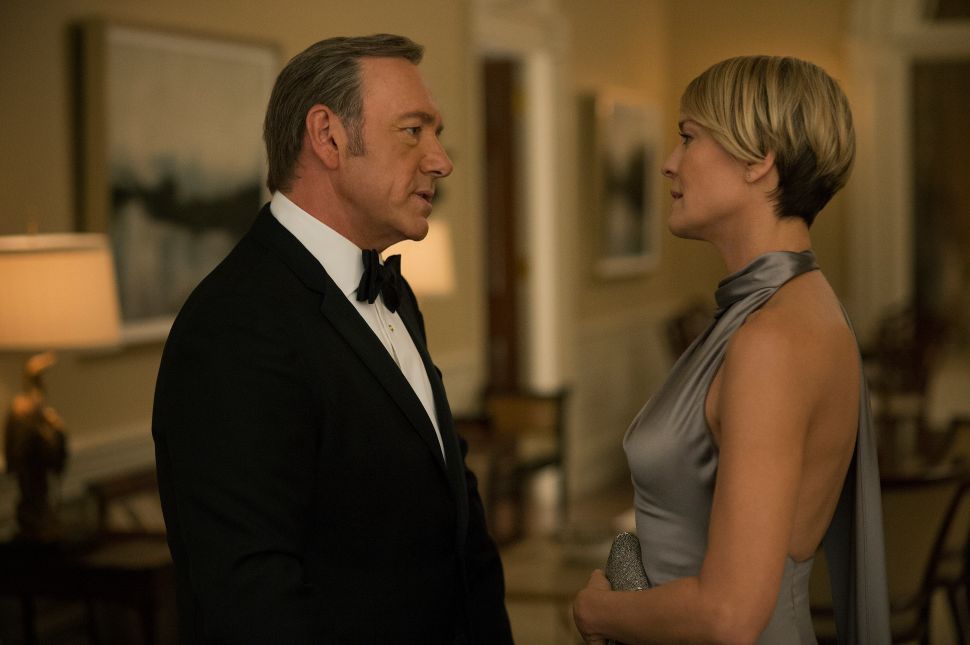 Robin Wright Finally Opens Up About Kevin Spacey