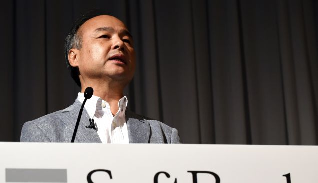 To SoftBank founder and CEO Masayoshi Son , a long-term vision means 300 years.
