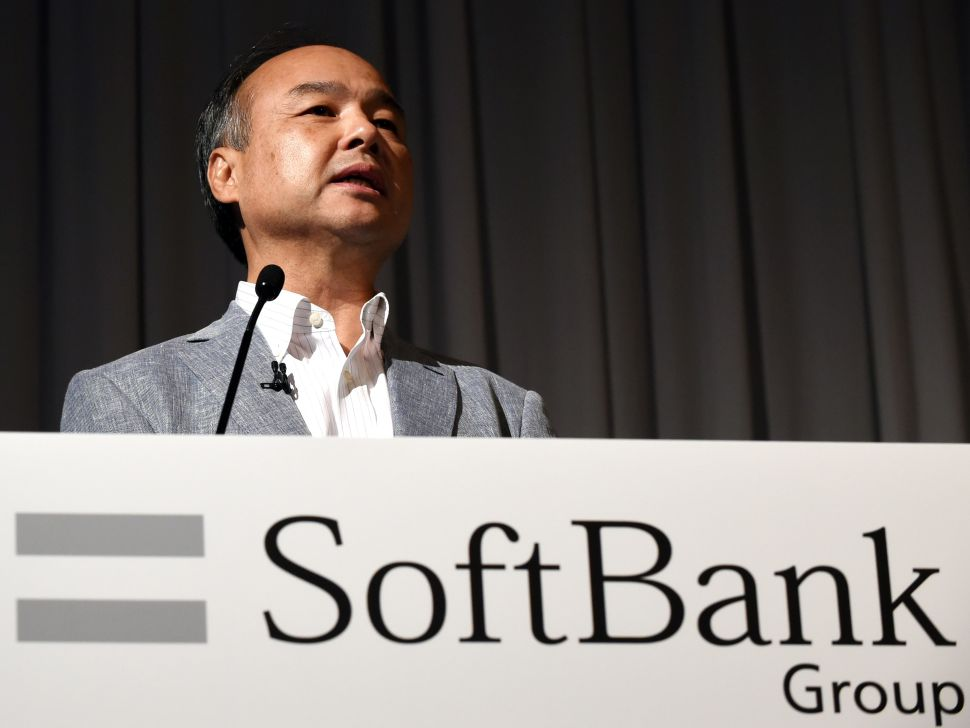 SoftBank Investors Explain Why Unprofitable Startups Don't Worry Them