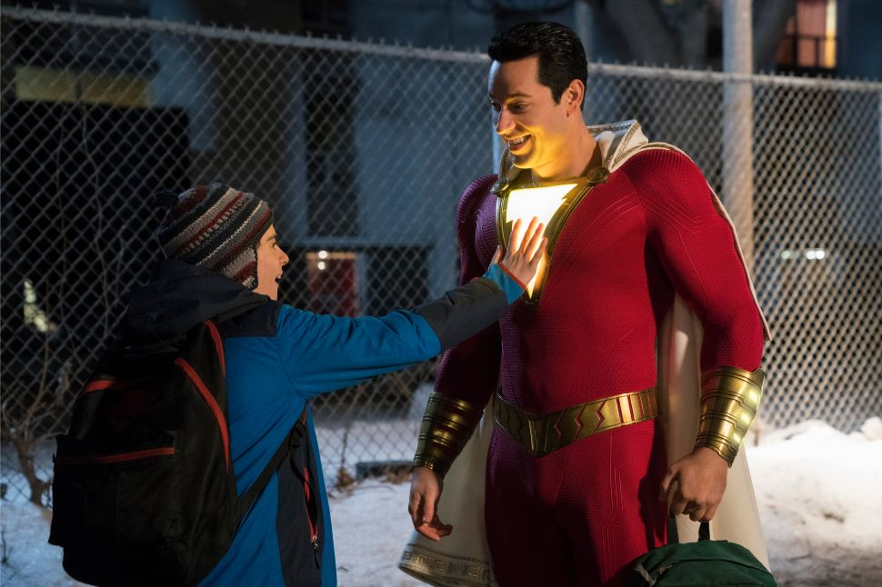 Did Warner Bros. Succeed in Striking a Blow Against Marvel at Comic Con?