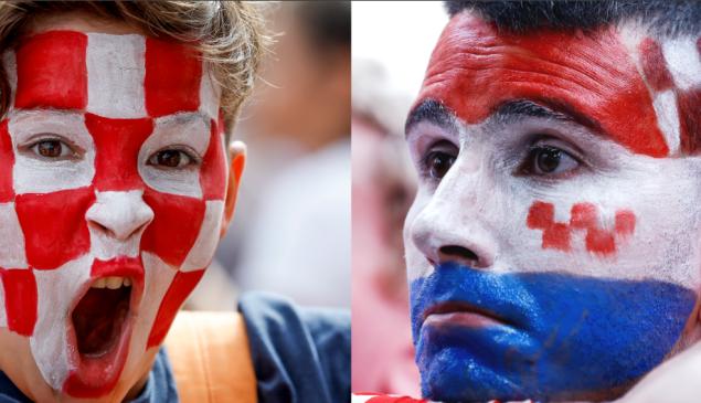 Elite banks' World cup predictions weren't even close.