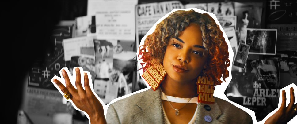 Say It With Statement Earrings: The 10 Best Looks From 'Sorry to Bother You'