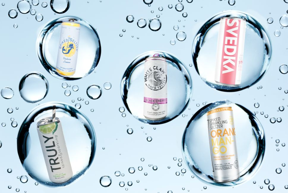 Spiked Seltzer's Healthy Buzz Takes Over Barbecues—and Fizzes Up $500M in Profits