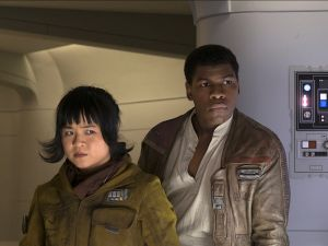 John Boyega Kathleen Kennedy Star Wars Race