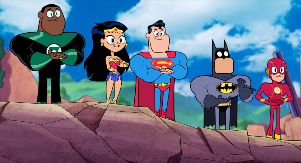 'Teen Titans Go! To The Movies' and the Hopeful Redemption of DC Films