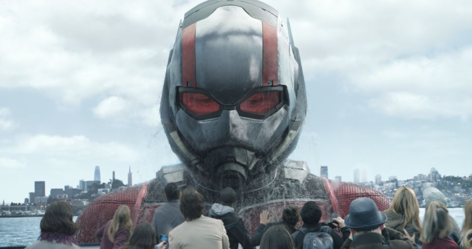 The Future of Film: Why You Absolutely MUST See 'Ant-Man and the Wasp' in 4DX