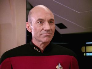 Star Trek Patrick Stewart CBS All Access
