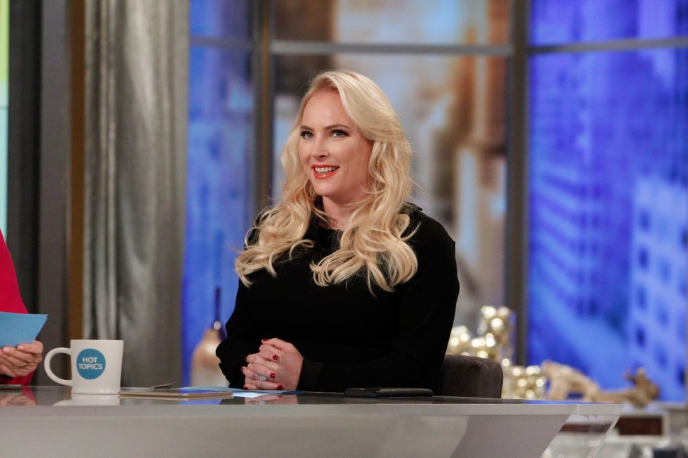 Meghan McCain May Skip 'The View' Season Premiere as New Co-Host Waits in the Wings
