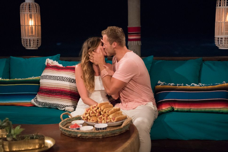 Ok, Why is Nobody on 'Bachelor in Paradise' Having Sex?
