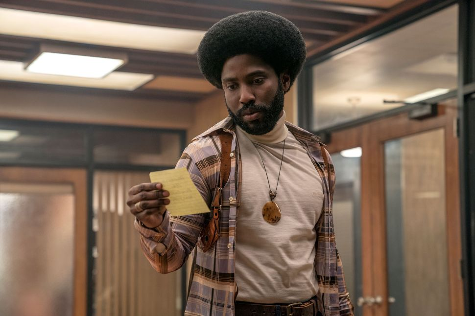 How 'BlacKkKlansman' Brought the 1970s Black Panthers and KKK to Life