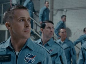 First Man Reviews
