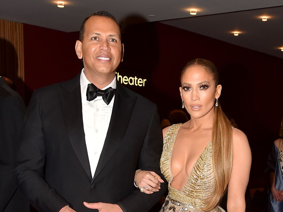 Jennifer Lopez and Alex Rodriguez Are Blessing Capri With Their Vocal Talents