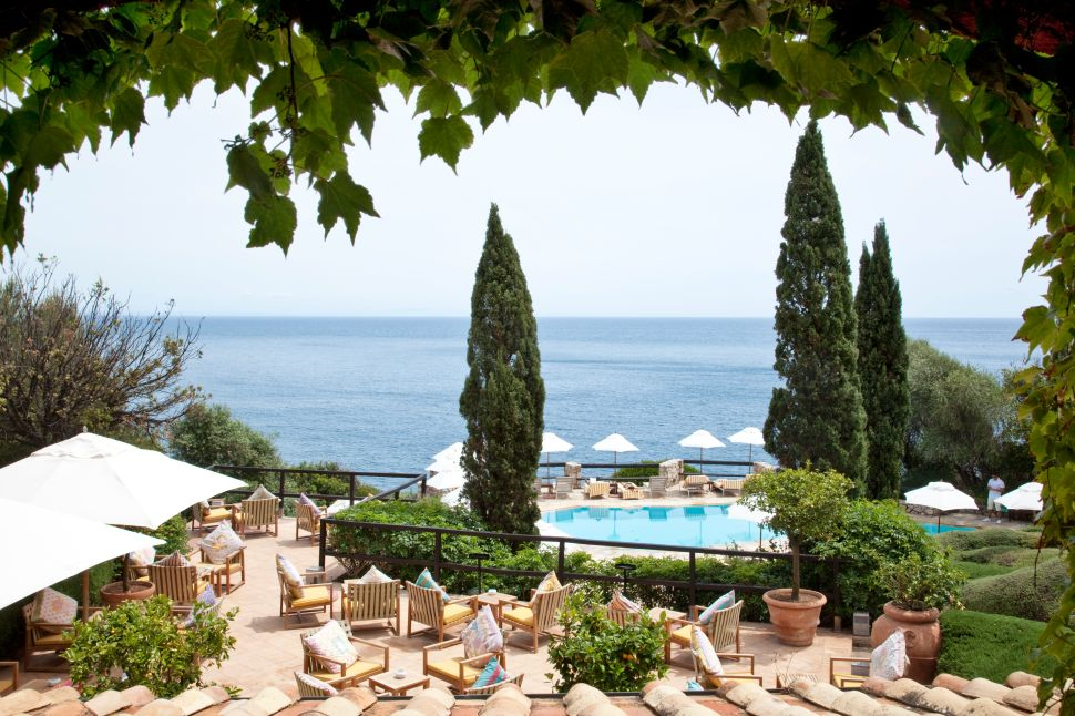 Why Pippa Middleton Chose Tuscany's Il Pellicano for a Summer Getaway