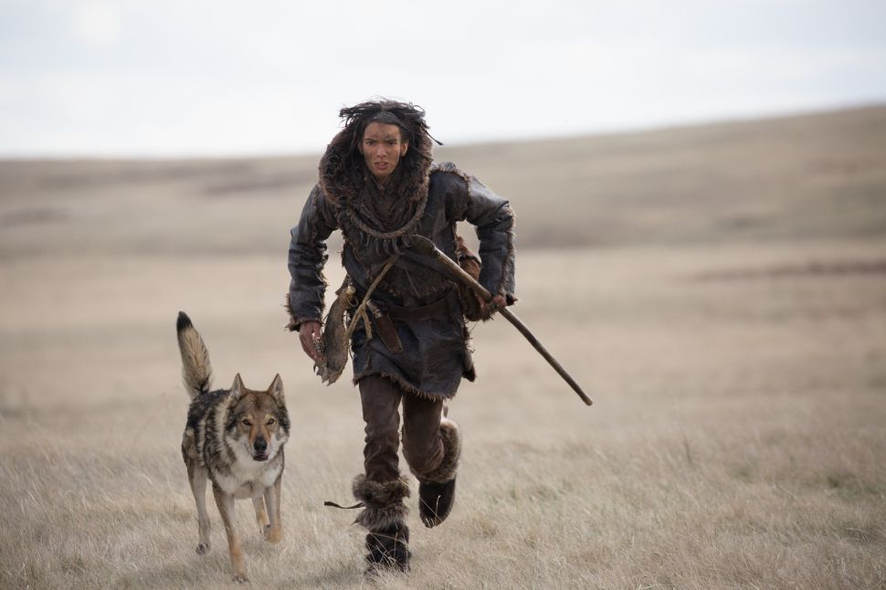 The Dog Who Costars in 'Alpha' Clearly Deserved More Screen Time