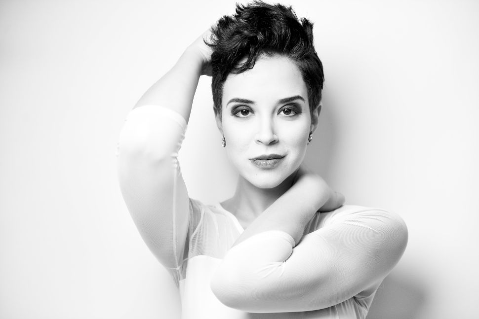 Broadway Star Alexandra Silber Bares Her Soul in a New Memoir About Grief