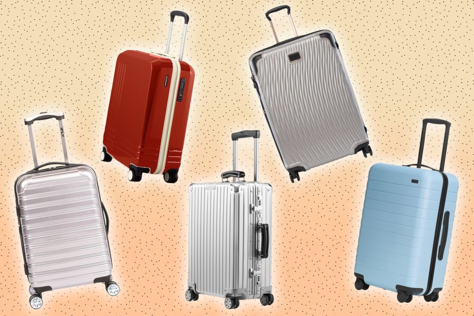 Win the Travel Game With These Stylish TSA-Approved Carry-Ons