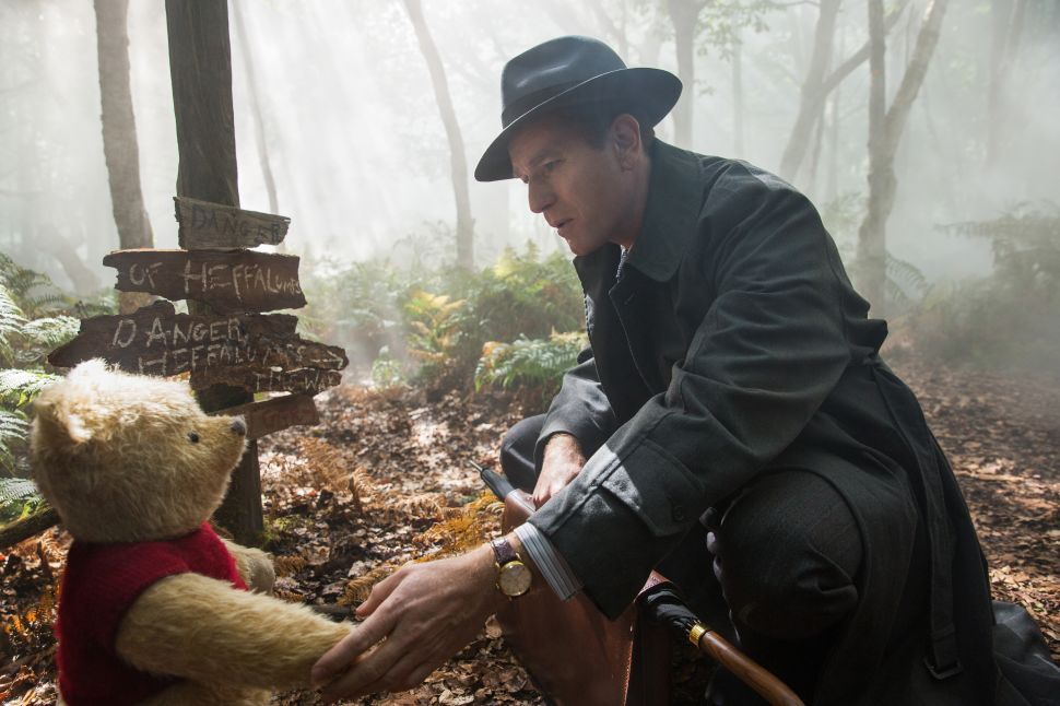 'Christopher Robin' Is So Depressing That Eeyore Actually Livens Things Up